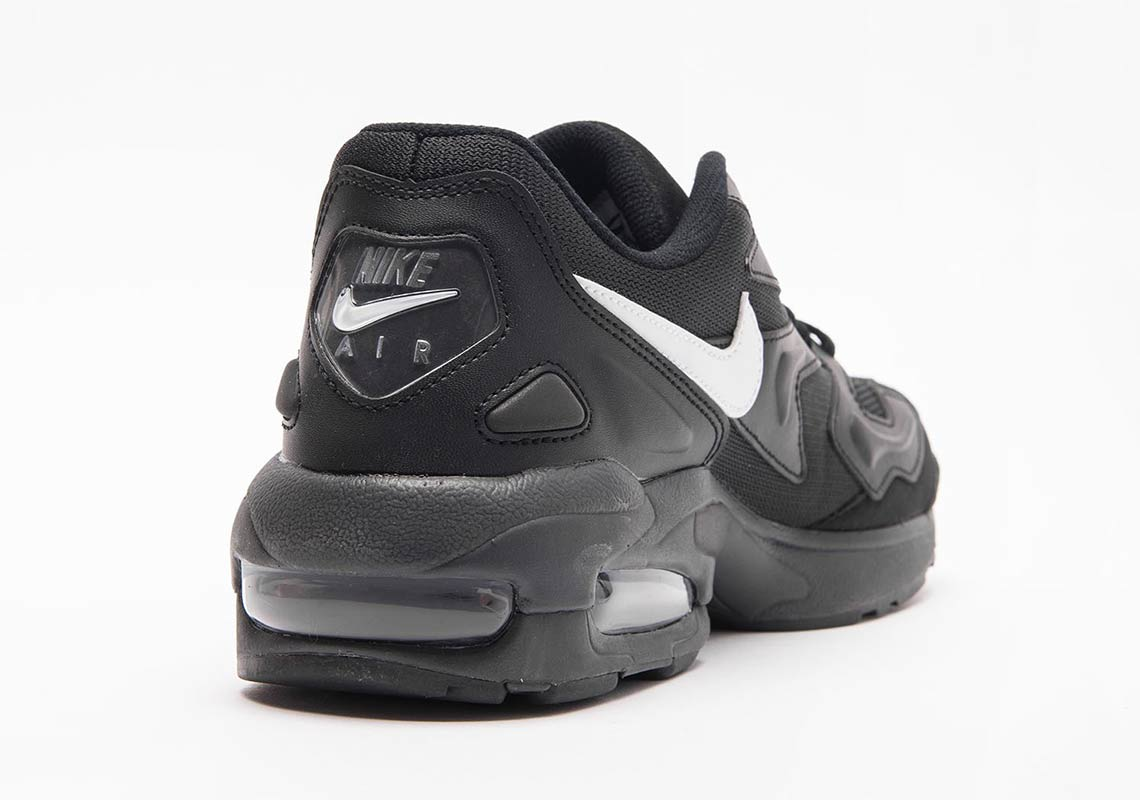 outlet store e6a32 dcb26 Nike Air Max 2 Light 150. Color BlackWhite-Anthracite