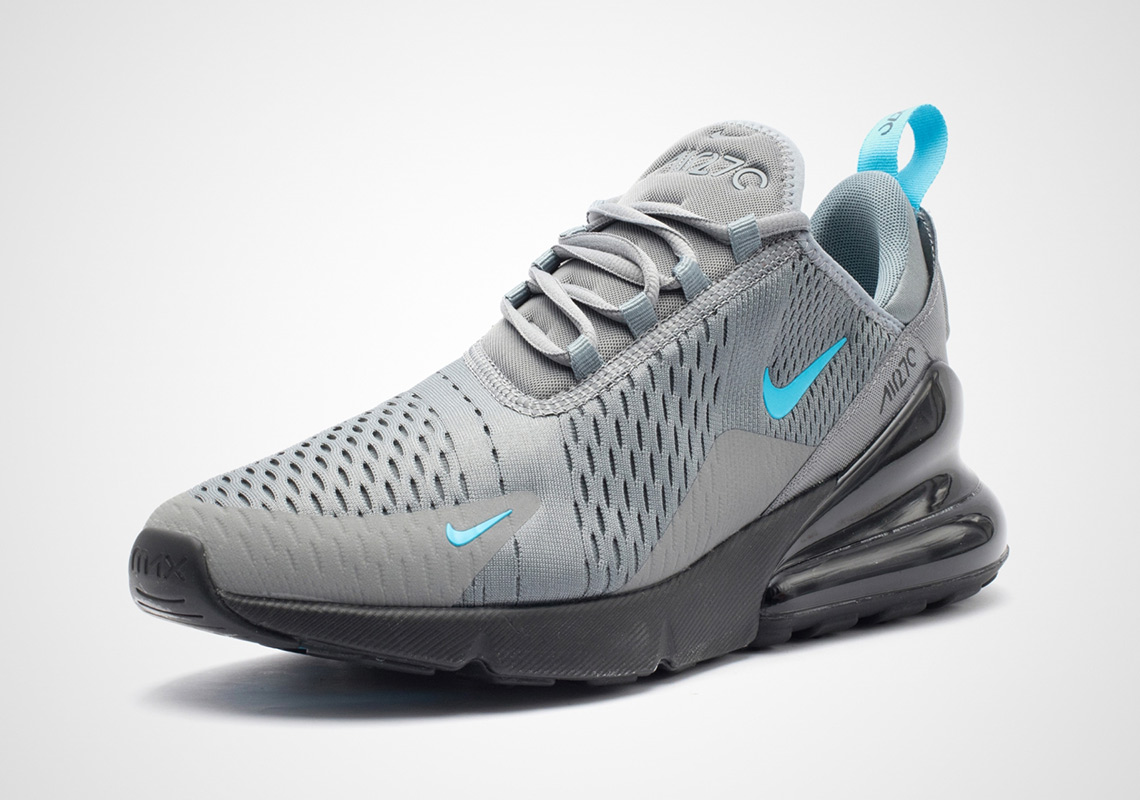 buy popular b31c5 e5281 Nike Air Max 270 Blue Fury CD1506-001 Release Info ...