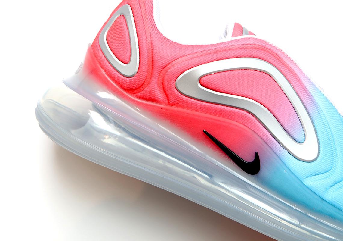 57a1158e0e9 Nike Air Max 720 Official Release Date