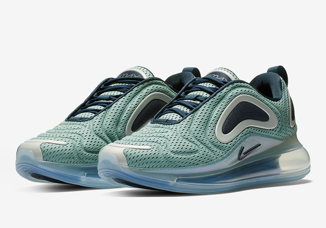 "bdefa915da2d77 Nike Air Max 720 ""Northern Lights"" For Women Releases On February 1st"