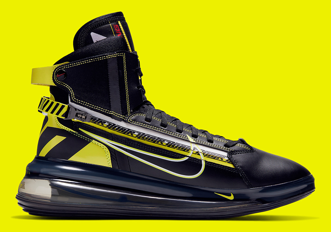 reputable site 112a2 01129 Nike Air Max 720 Saturn All-Star BV7786-001 Release Info ...