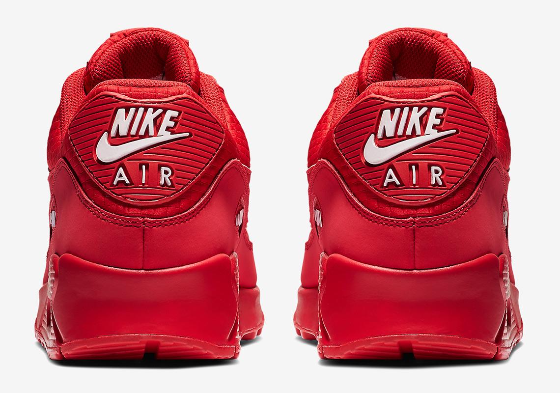 91d47c23c806 Nike Air Max 90 AJ1285-602 Release Info