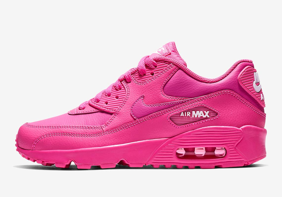 d5409cf1c665 Nike Air Max 90 GS 833376-603 Pink Buying Guide