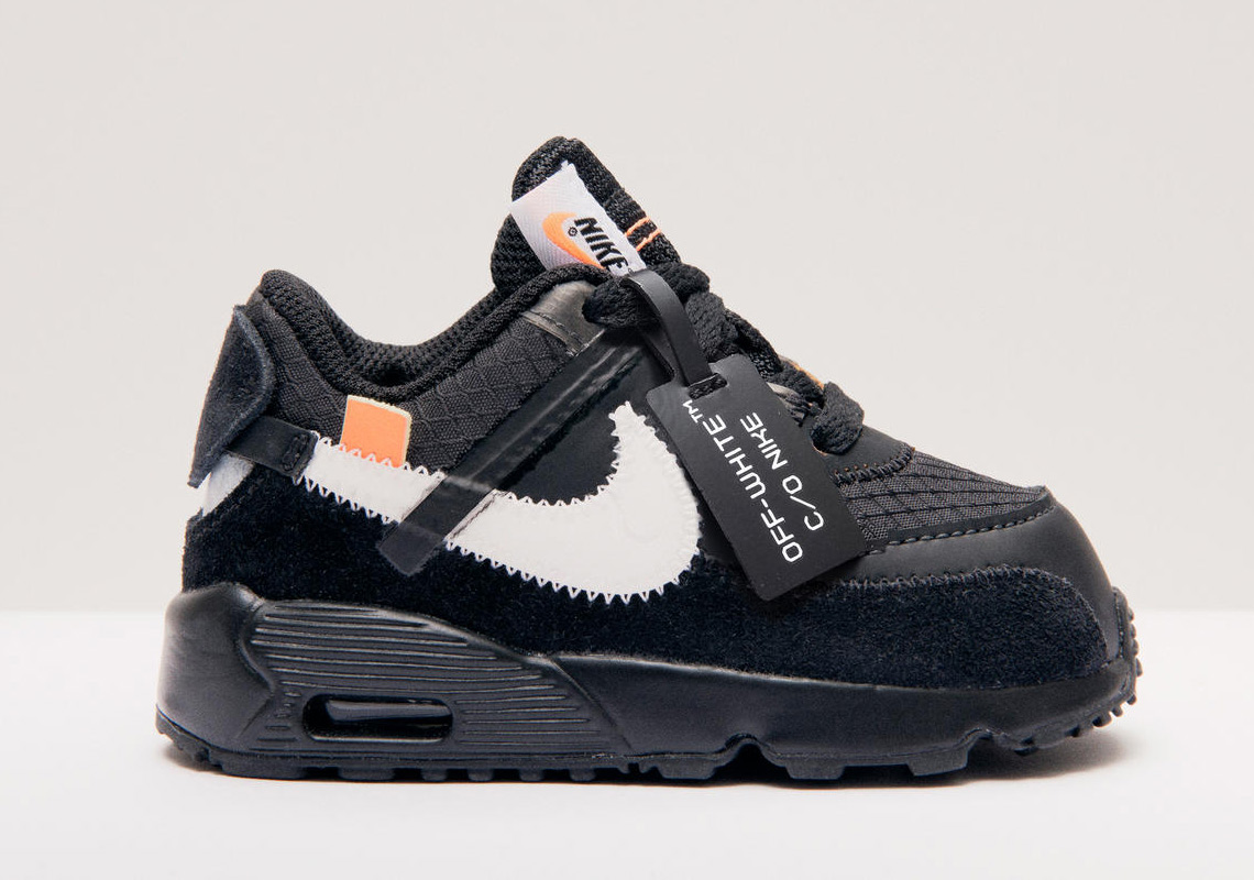 sale retailer bb46f bdf93 Off-White x Nike Air Max 90. Release Date  February 7th, ...