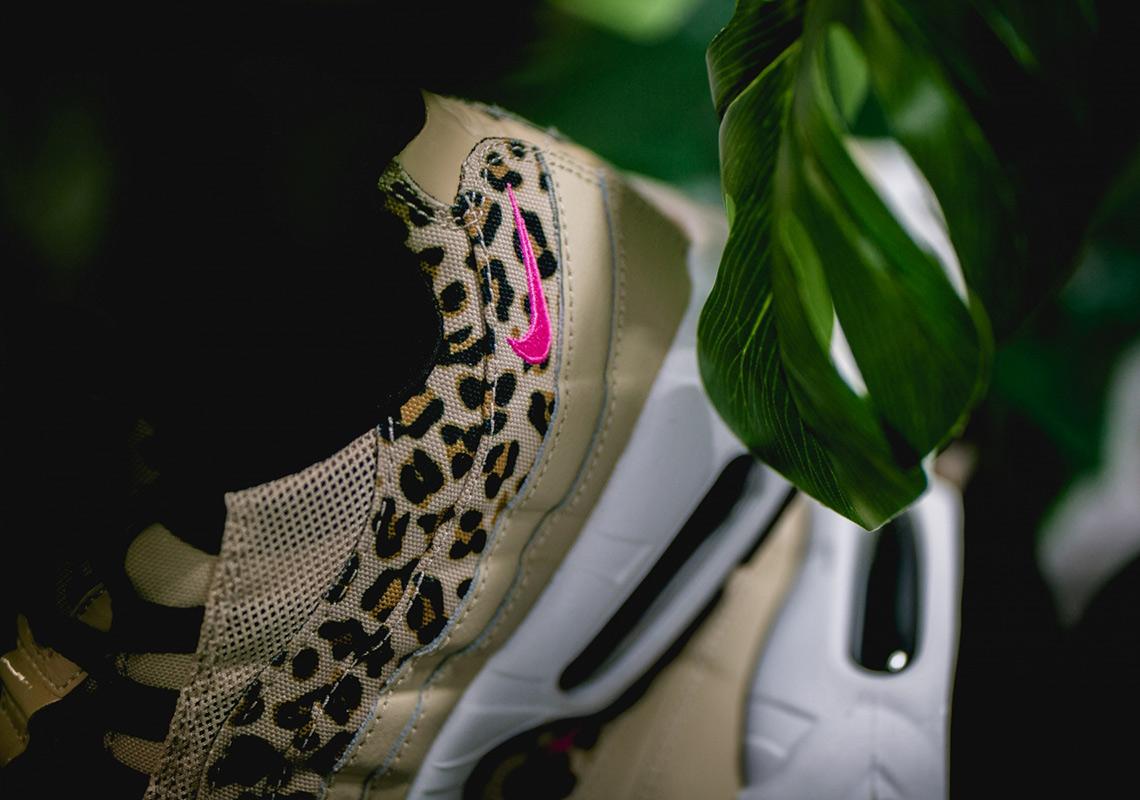 Nike Air Max 95 + Air Max 98 Leopard Store List