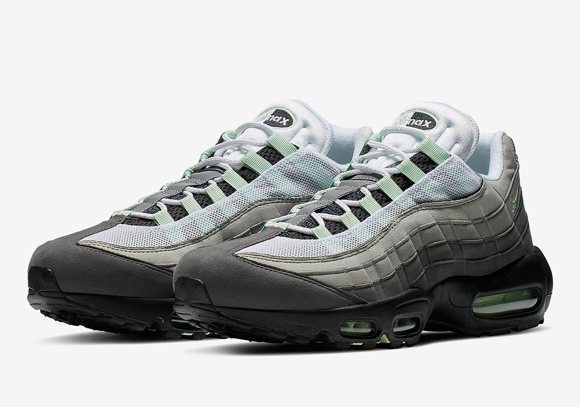066900c7 Nike Air Max 95 Mint CD7495-101 Release Date | SneakerNews.com
