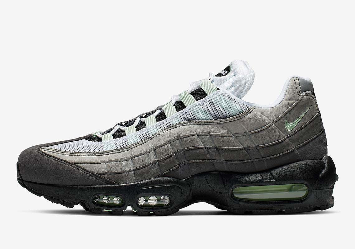 new product 0aaac 11d1d Nike Air Max 95 Mint CD7495-101 Release Date   SneakerNews.com