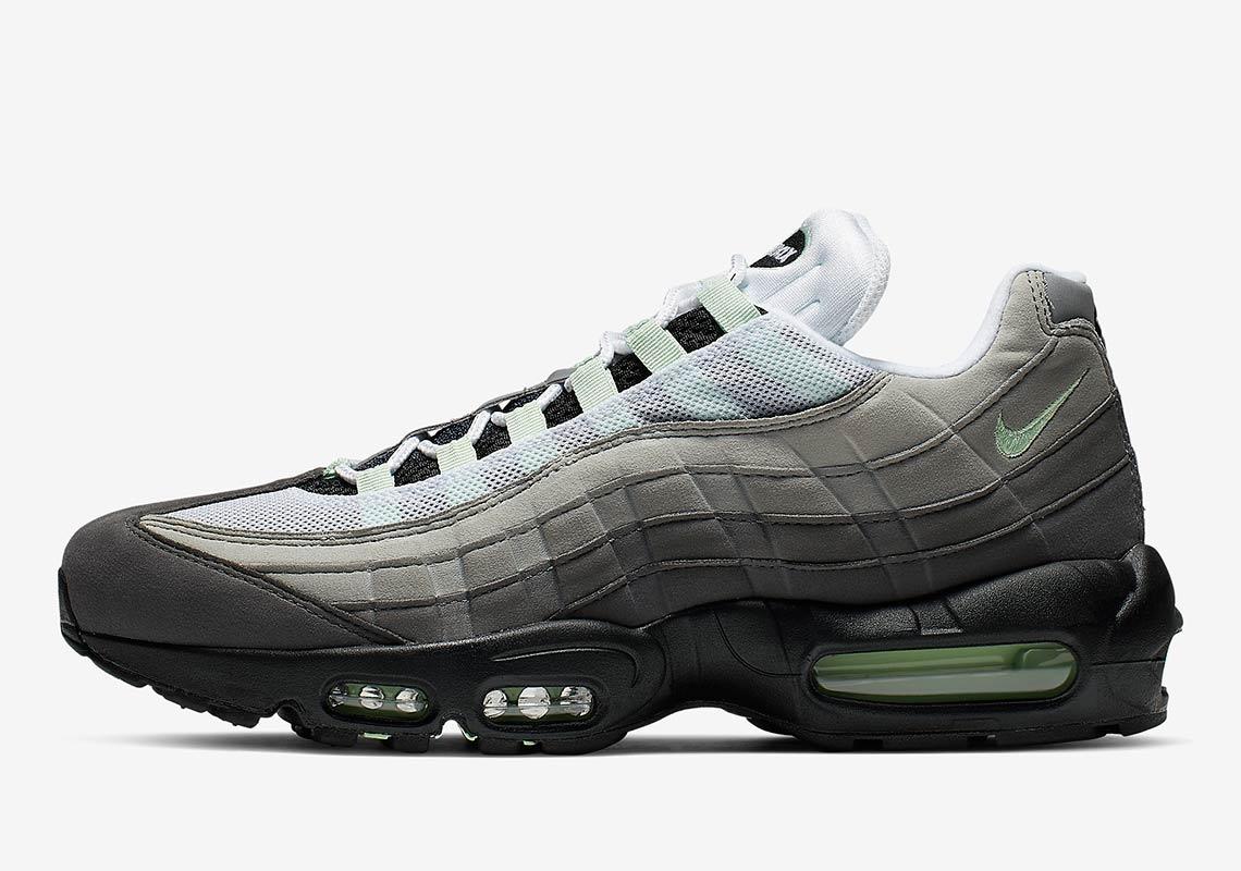 b7093dc9da Nike Air Max 95 Mint CD7495-101 Release Date | SneakerNews.com