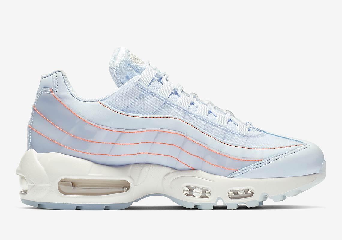 8e6ae411ce4c Nike Air Max 95 Women's 918413-400 Release Info | SneakerNews.com