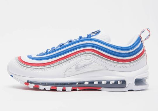 """The Nike Air Max 97 """"All-Star Jersey"""" Is Releasing Next Week"""