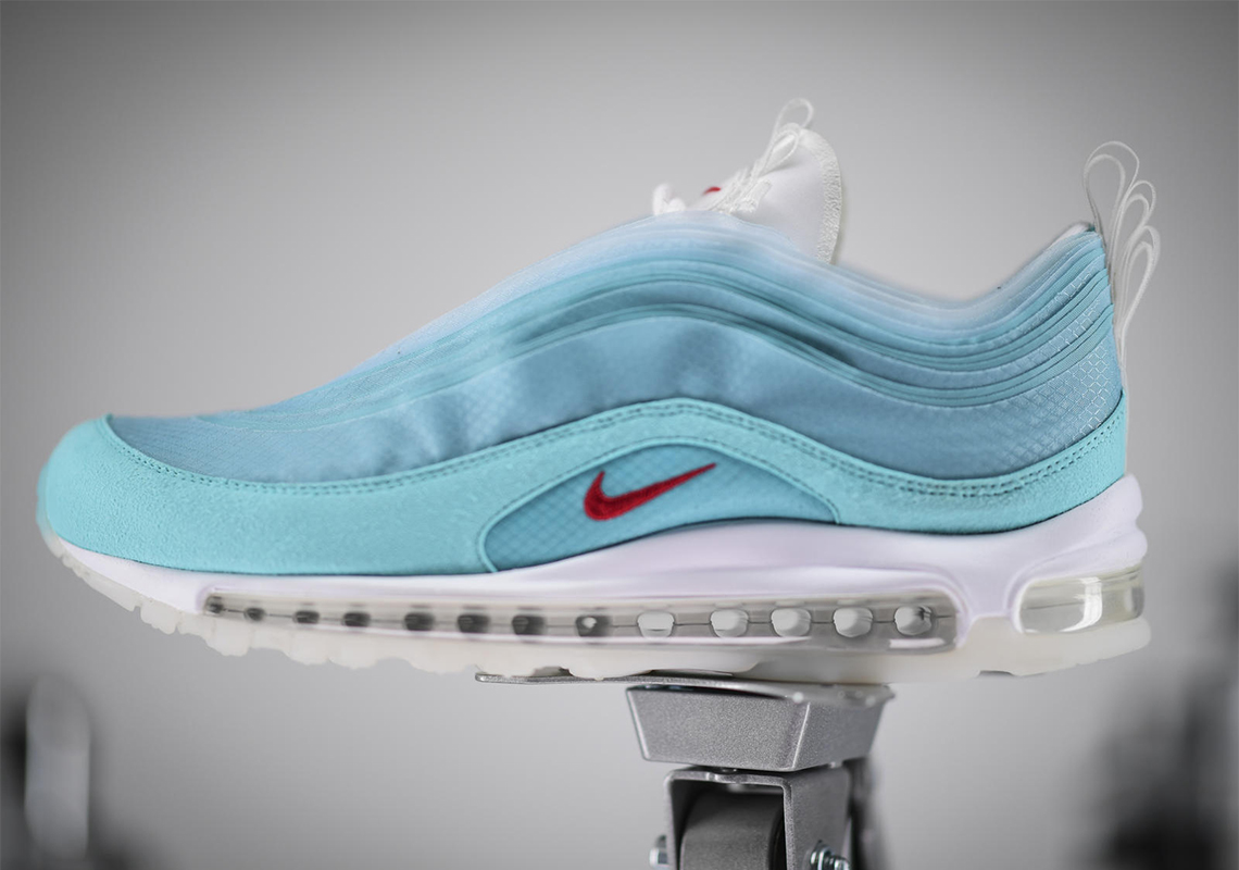 d3db35c7d4f2 Photographs of an under-construction Parisian courthouse inspired  Matheron s concept for her Nike Air VaporMax Plus Paris Works In Progress