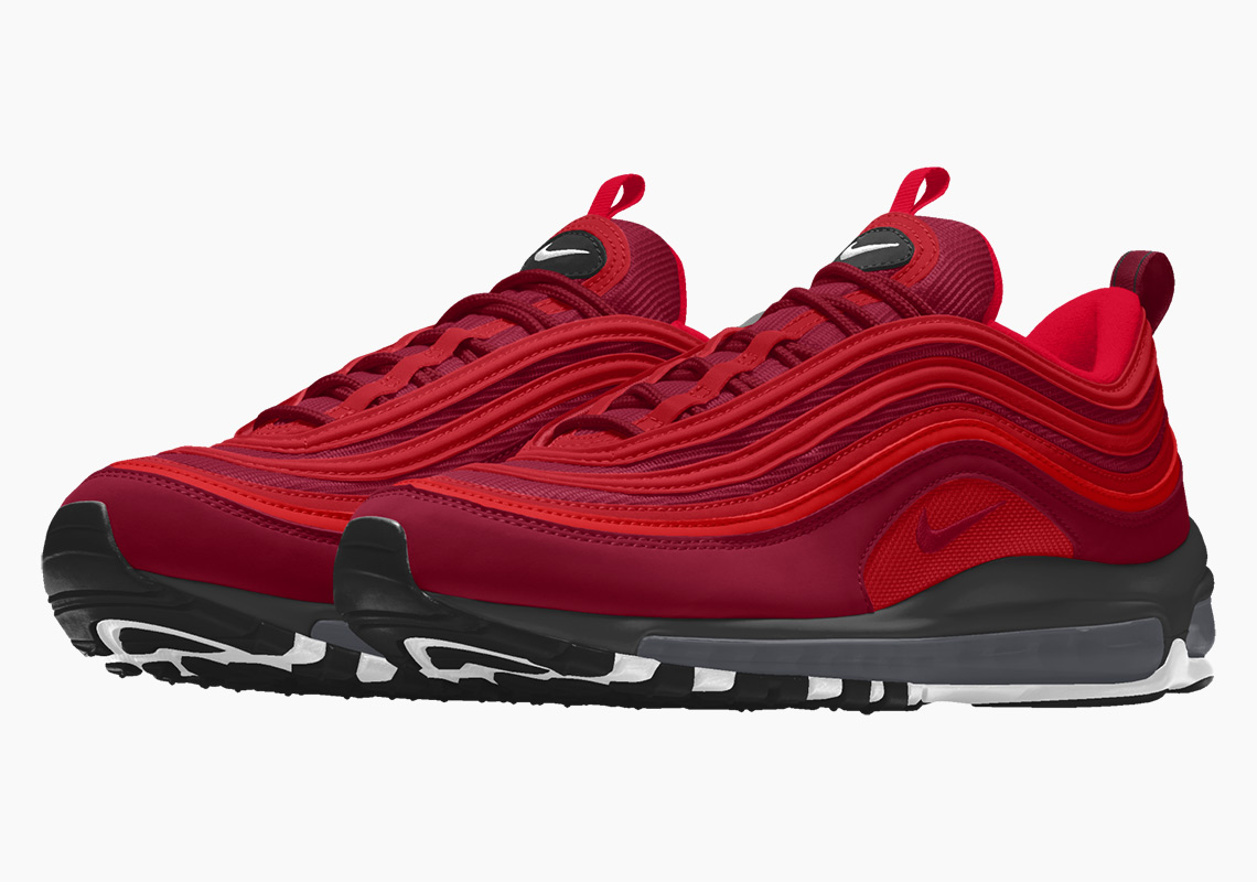 Nike Air Max 97 NIKEiD By You |