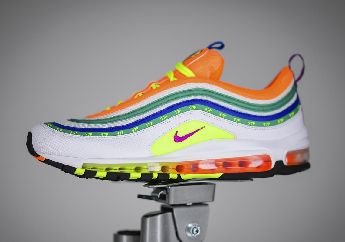 Nike Air Max 97 'Neon Seoul' Release Date April 2019 | Sole