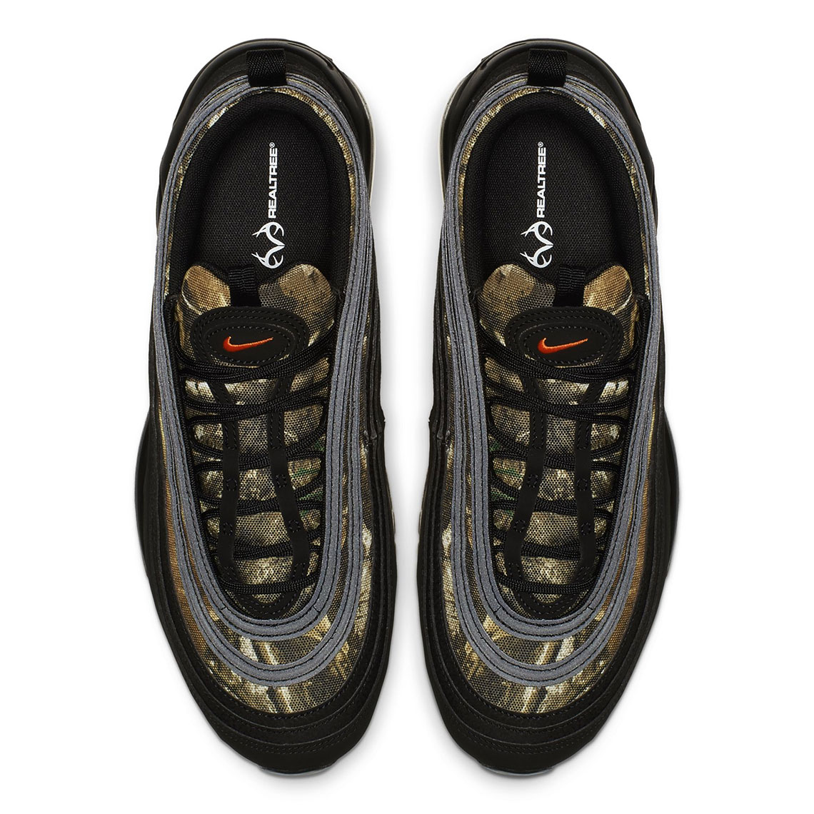 "Nike Air Max 97 Gets ""Realtree"" Camo makeover"