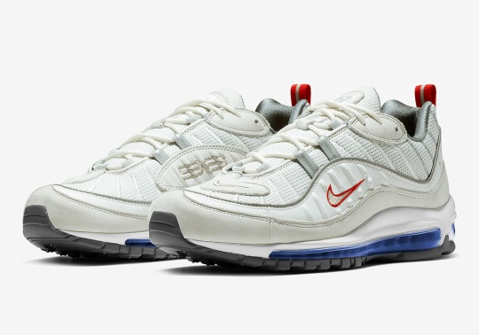 Another Nike Air Max 98 Themed After Its Debut Year Is Coming