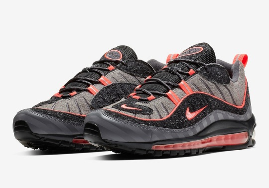 "Nike Air Max 98 ""I-95"" Releases This Week"