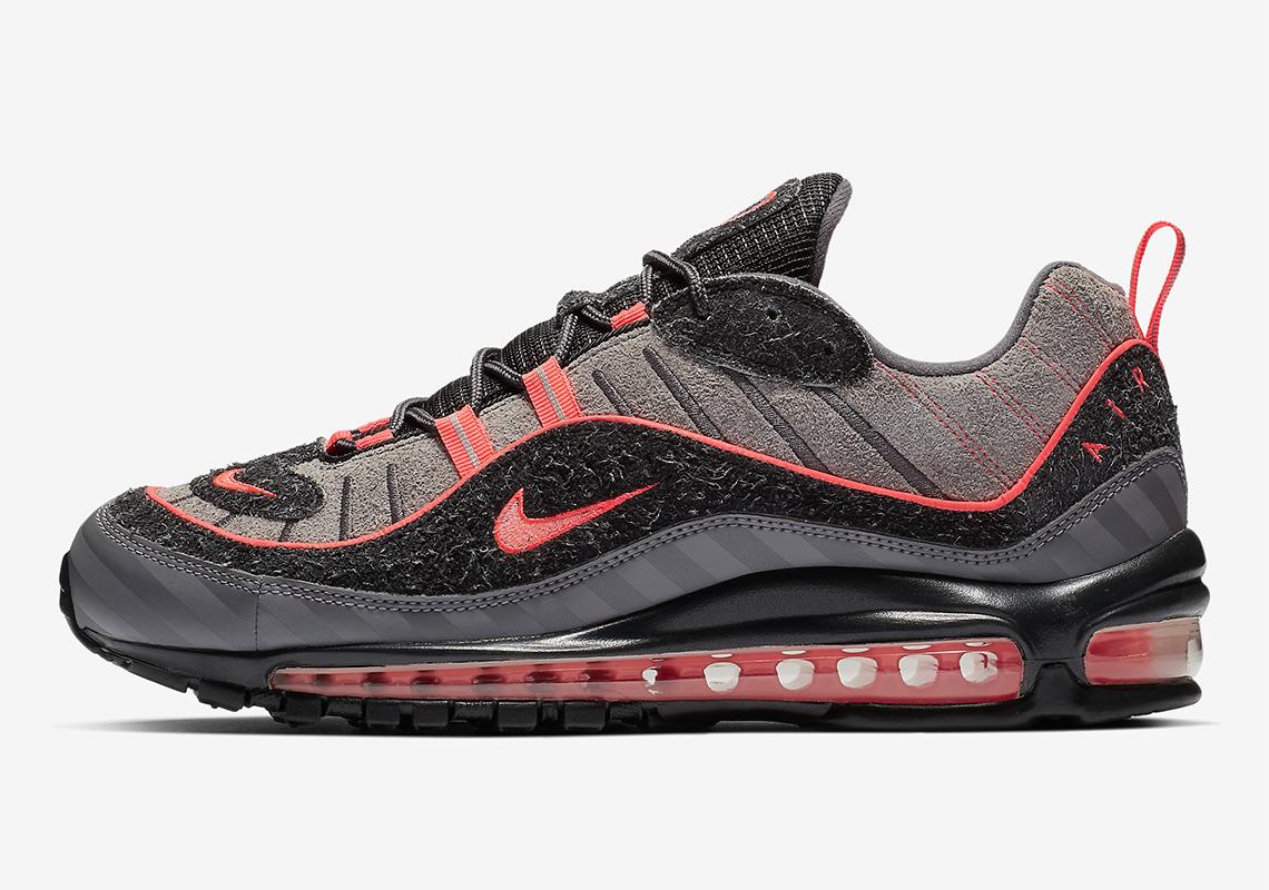 Nike Air Max 98 I-95 BV6046-001 Release