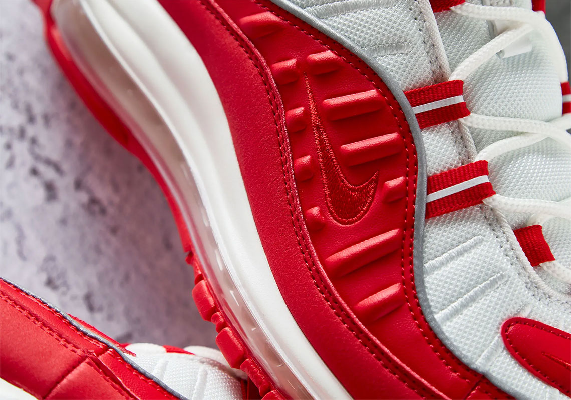 a4c8aa02cb Nike Air Max 98 University Red 640744-602 Store List