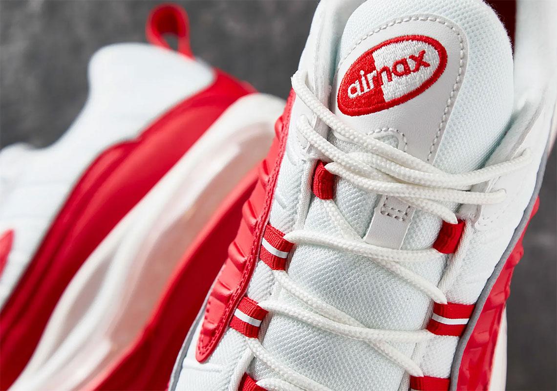 c56db790aae210 Nike Air Max 98 University Red 640744-602 Store List