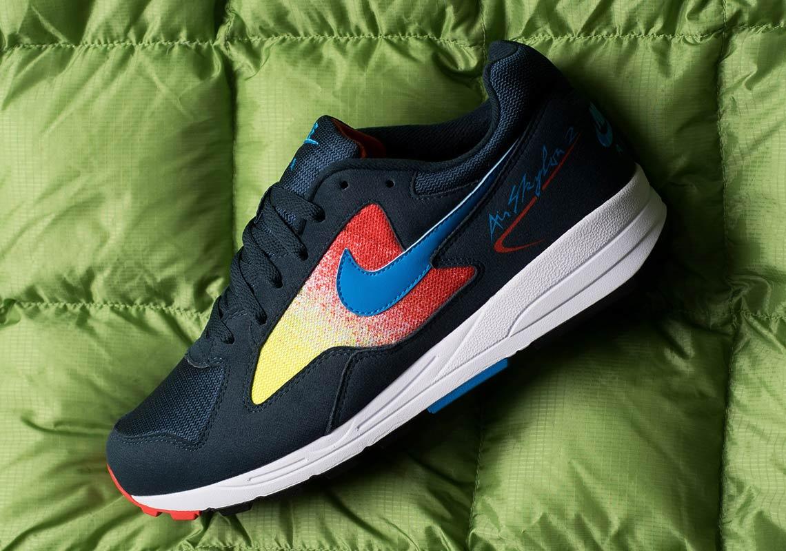 Nike Air Skylon 2 Navy AO1551-400 Store List