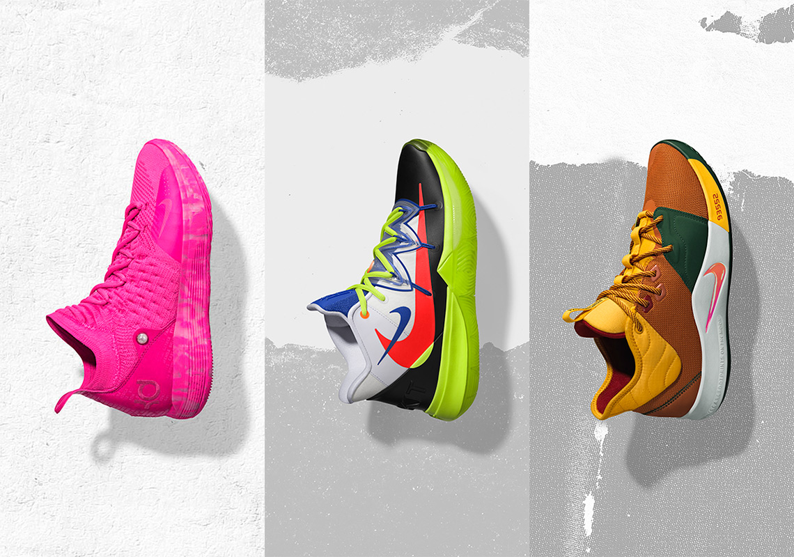 e57330bfa6f Nike Unveils 2019 NBA All-Star Footwear Collection