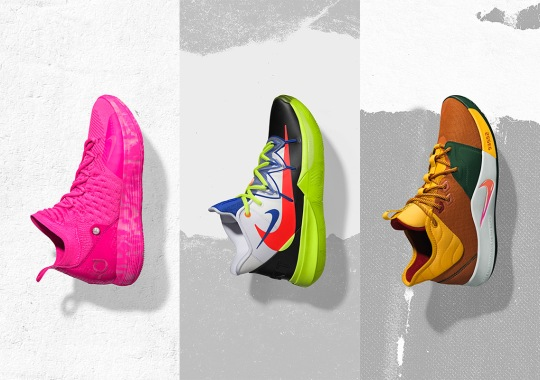 Nike Unveils 2019 NBA All-Star Footwear Collection