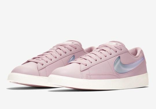 "Nike Blazer Low ""Jelly Swoosh"" Arrives In Three Colorways For Women"