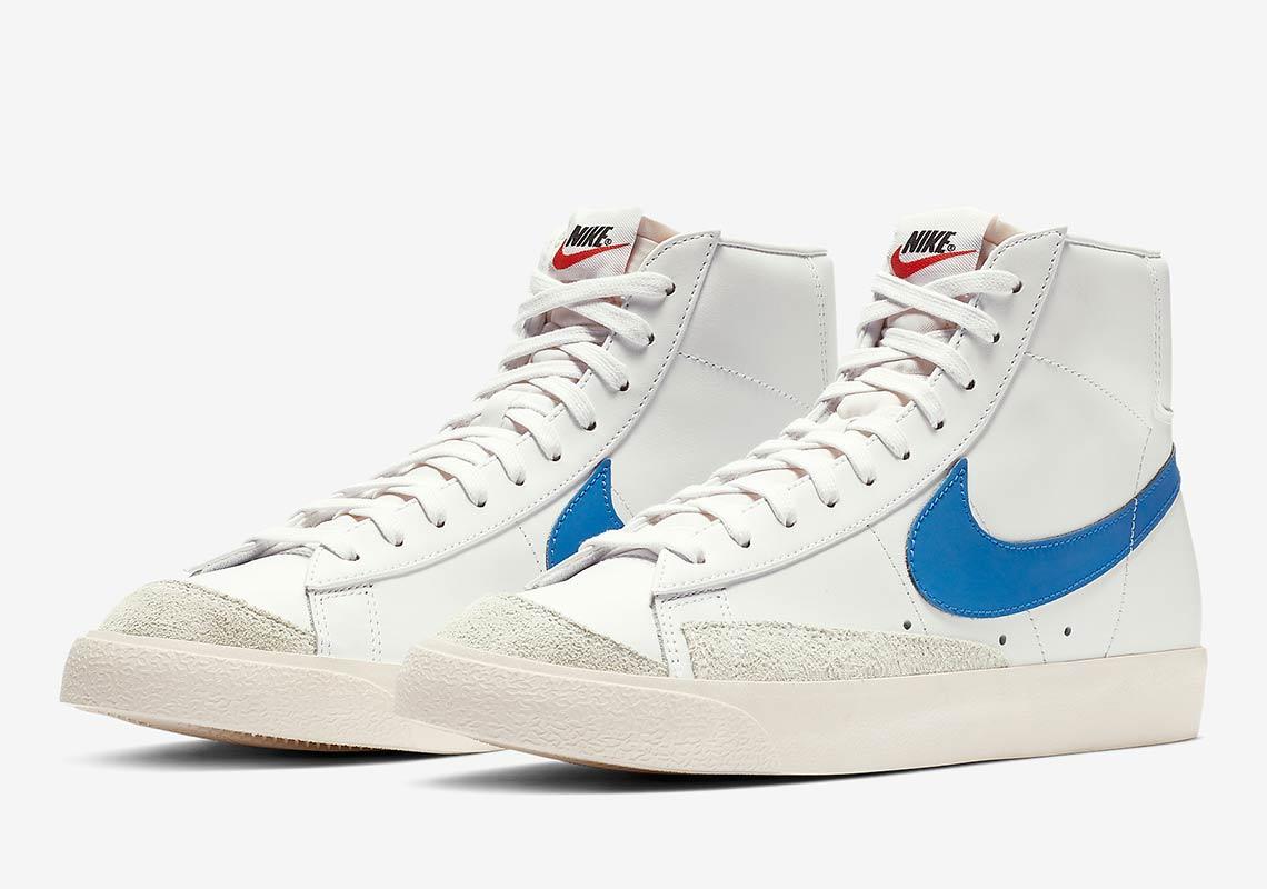 persecucion George Eliot Noticias  Nike Blazer Vintage 77 BQ6806-400 Release Date | SneakerNews.com