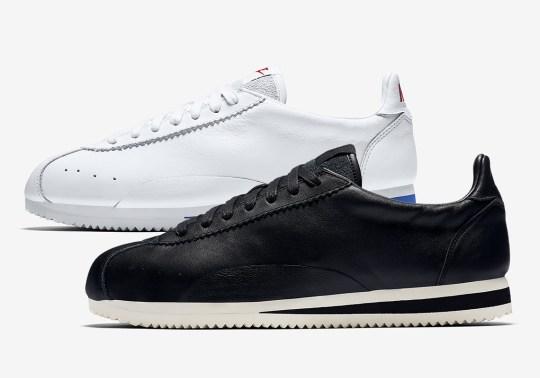 The Nike Cortez Goes Swooshless