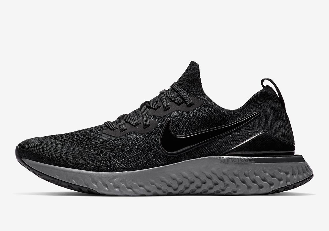 7ec57c0926d8 Nike Epic React Flyknit 2  150. Color  Black Black-Anthracite-Gunsmoke-White  Style Code  BQ8928-001. Style Code  BQ8927-001 (Women s)