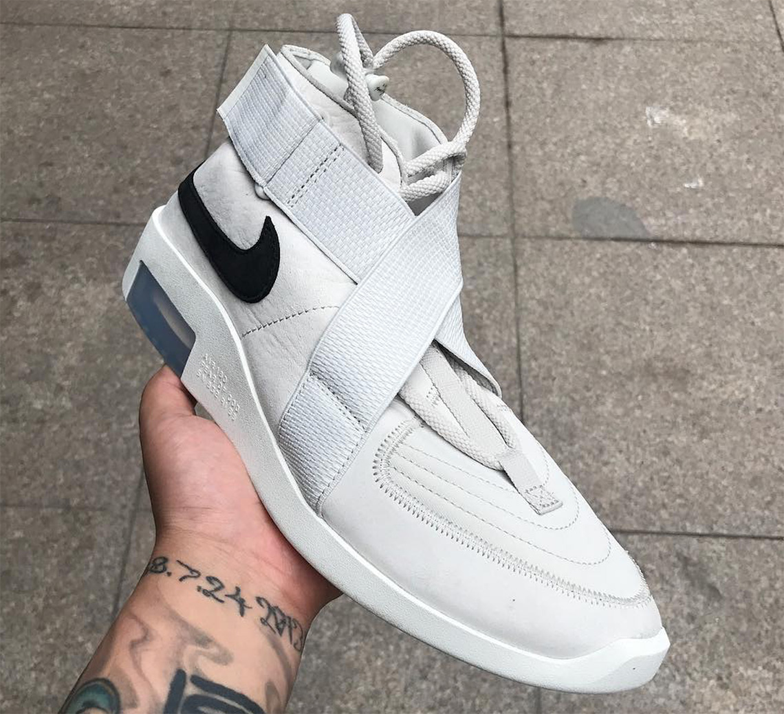 pretty nice e2693 e6a61 Nike Air Fear Of God 180 Black + Light Bone Info   SneakerNews.com