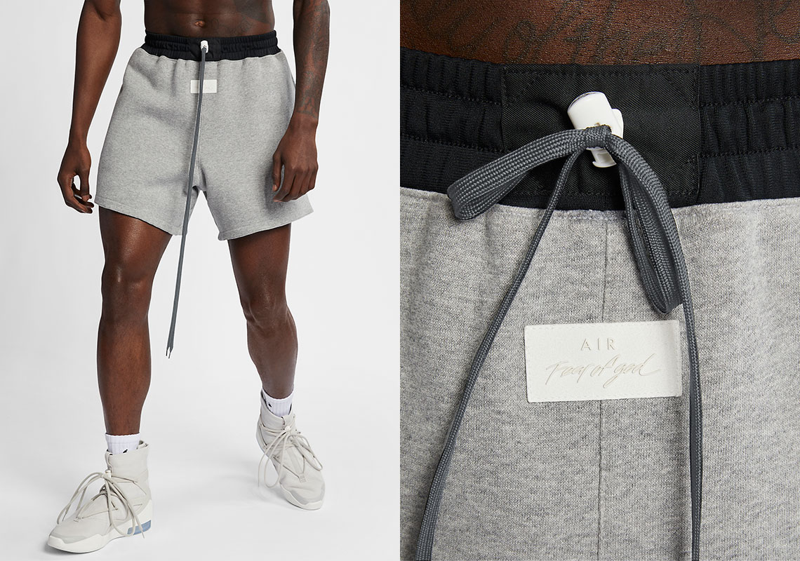 Nike x Fear Of God Reversible Shorts Release Date  January 19 bc7d111ab
