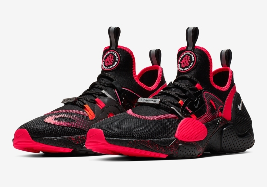 Nike Adds Racing Themes To The Huarache E.D.G.E. For All-Star Weekend