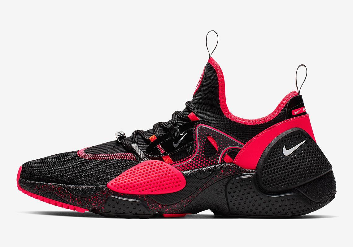 Doctrina Opiáceo plan  Nike Air Huarache EDGE AS BV8171-001 Release Info | SneakerNews.com