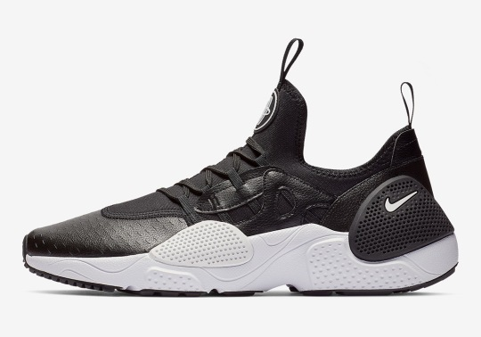 Nike Adds Leather Uppers To The Huarache EDGE TXT