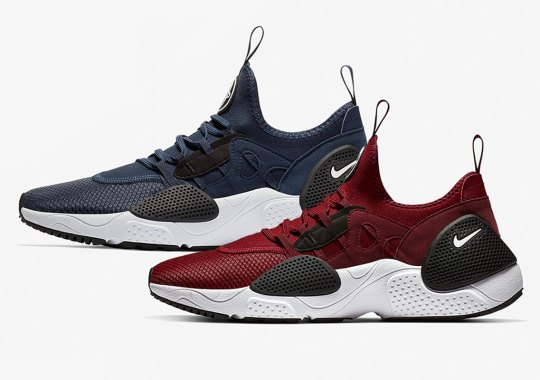The Nike Air Huarache EDGE TXT Appears In Tonal Colorways