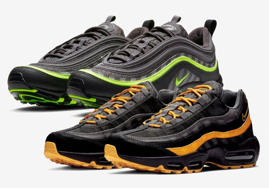 """The Nike Air Max """"I-95"""" Pack Drops On January 26th"""