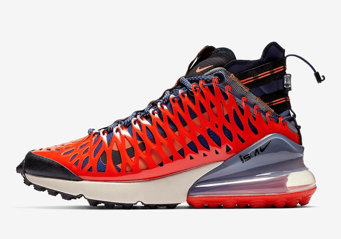 1684bfb94f907 Nike ISPA Air Max 270 SP SOE Store List | SneakerNews.com