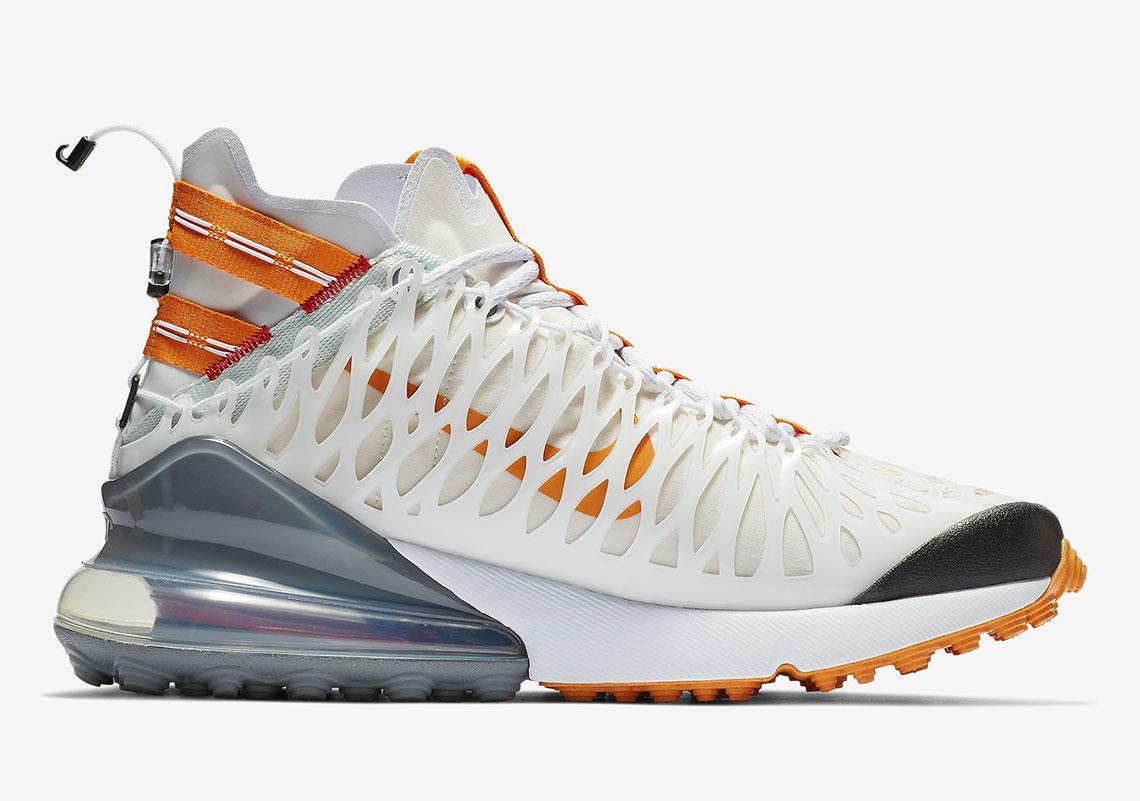 9dfcbb05b3 Nike ISPA Air Max 270 SP SOE Store List | SneakerNews.com