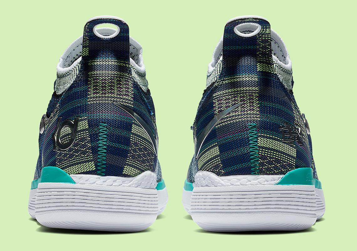 f7255996bb88 Nike KD 11 Black History Month BQ6245-400 Release Info