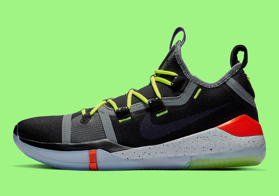 0fe199fc038 Nike Kobe AD Chaos AV3555-003 Release Date
