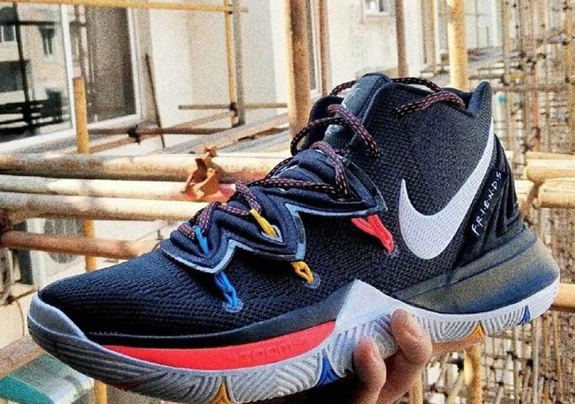 Nike Kyrie 5 Friends Photos + Release