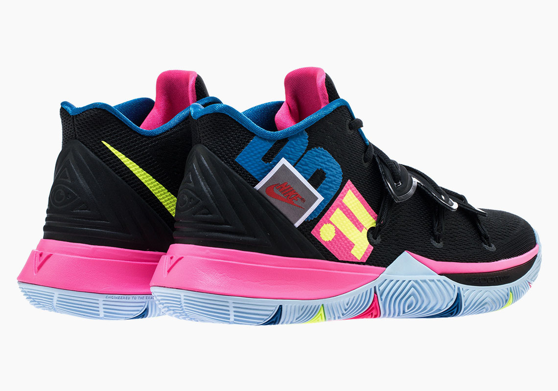 "best sneakers 6bb80 1fe18 Nike Kyrie 5 ""Just Do It"" Releases On January 25th"
