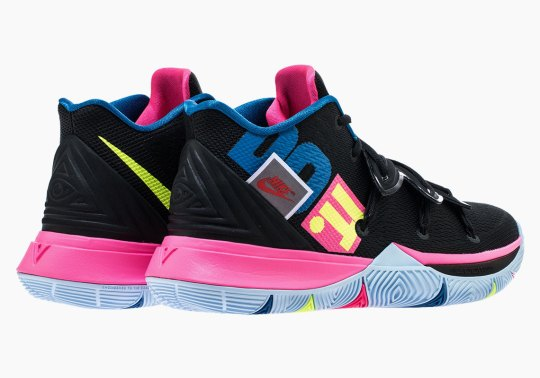 "Nike Kyrie 5 ""Just Do It"" Releases On January 25th"
