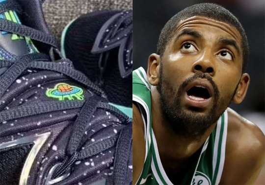 UFO-Themed Nike Kyrie 5 Could Be Landing Soon