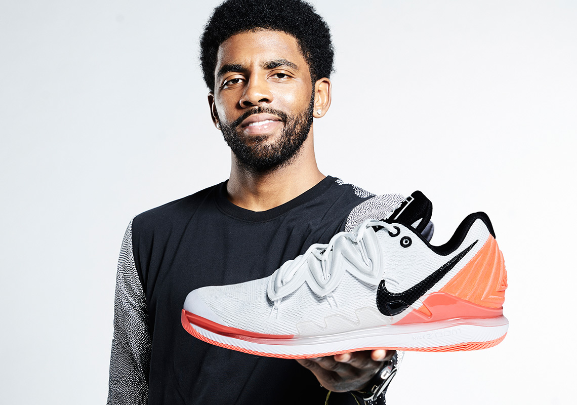 c64a542af223 Nike Vapor X Kyrie 5 Hot Lava Release Date | SneakerNews.com