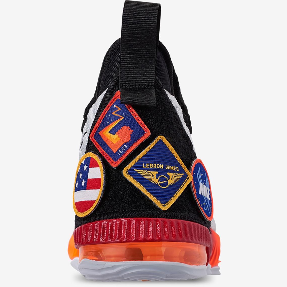 691d86aecdc Nike LeBron 16 Kids AQ2465-188 Release Info