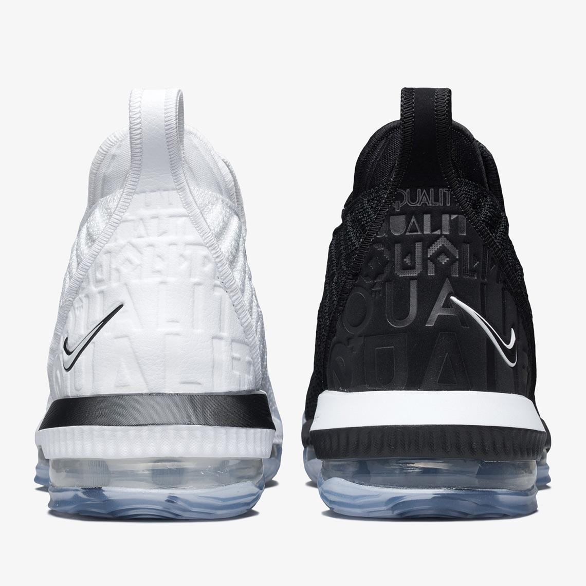 info for a037e 2e7dc Nike LeBron 16 Equality Release Info | SneakerNews.com