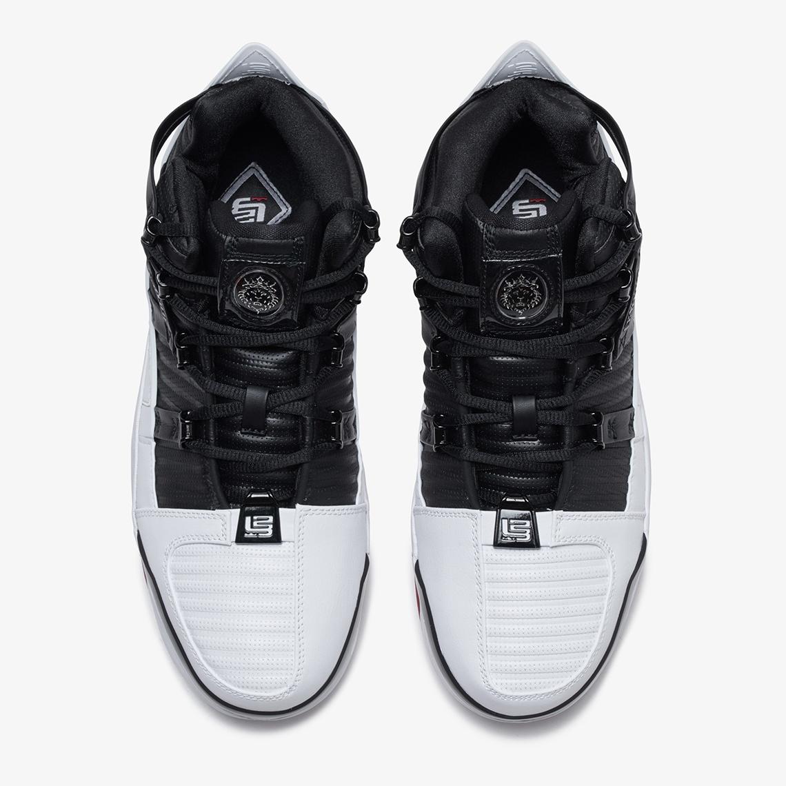 e59867cb2201 Nike LeBron 3 Home AO2434-101 Release Info