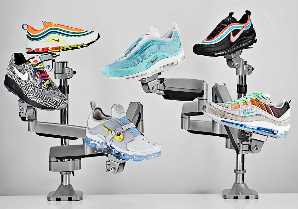 cf3ffa429a609 Nike Air Max On Air Collection Store List